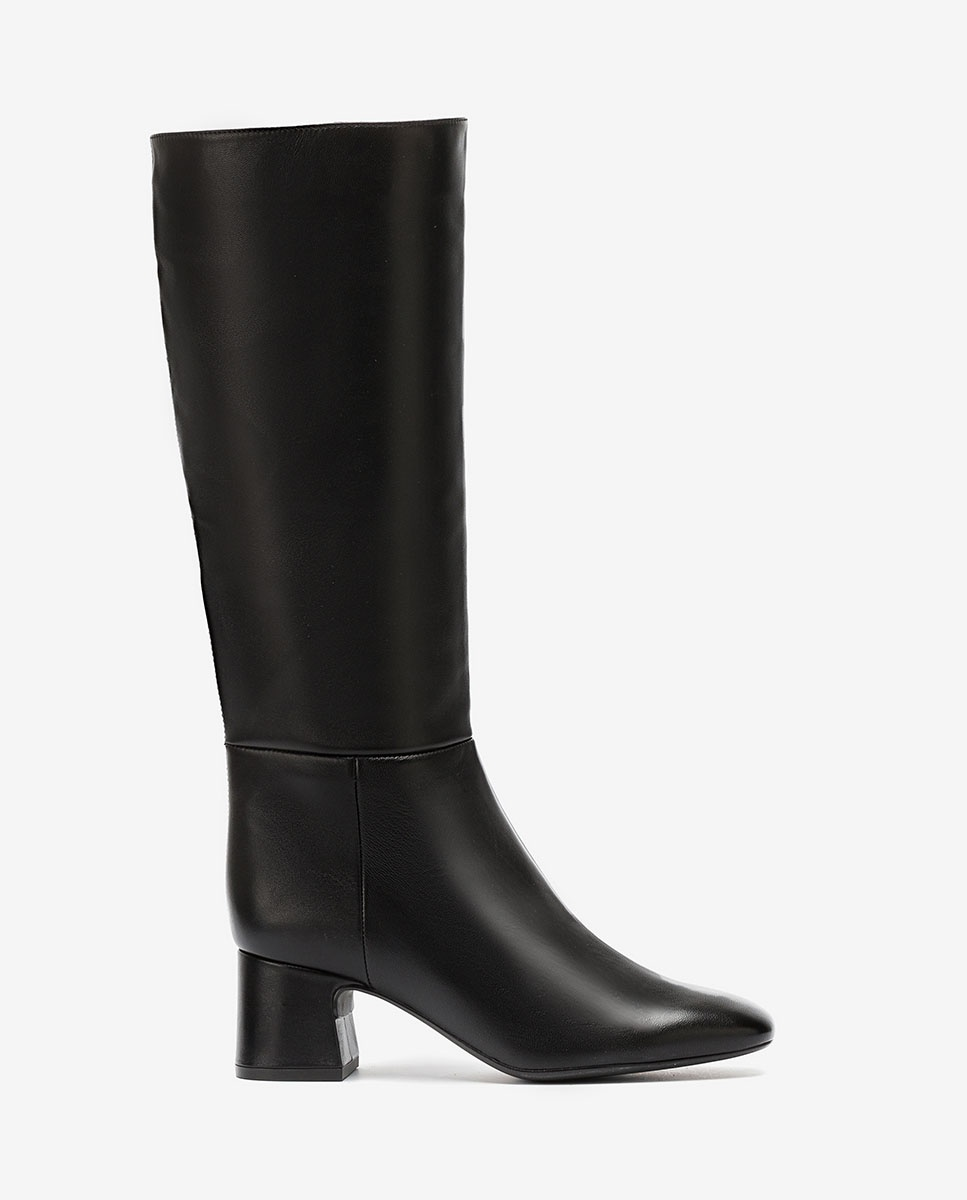 Unisa Boots MIEDE_VU black