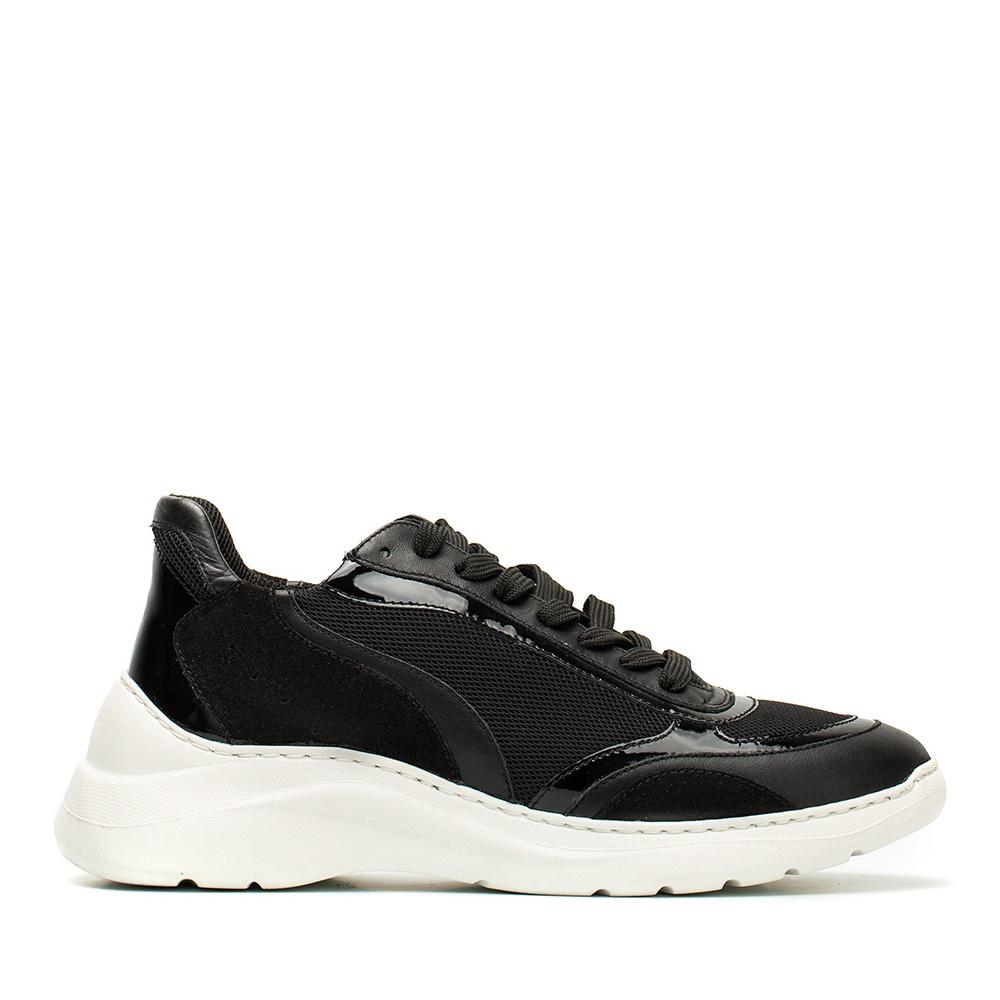 UNISA Contrast volume sneakers ESCACE_NT black 2