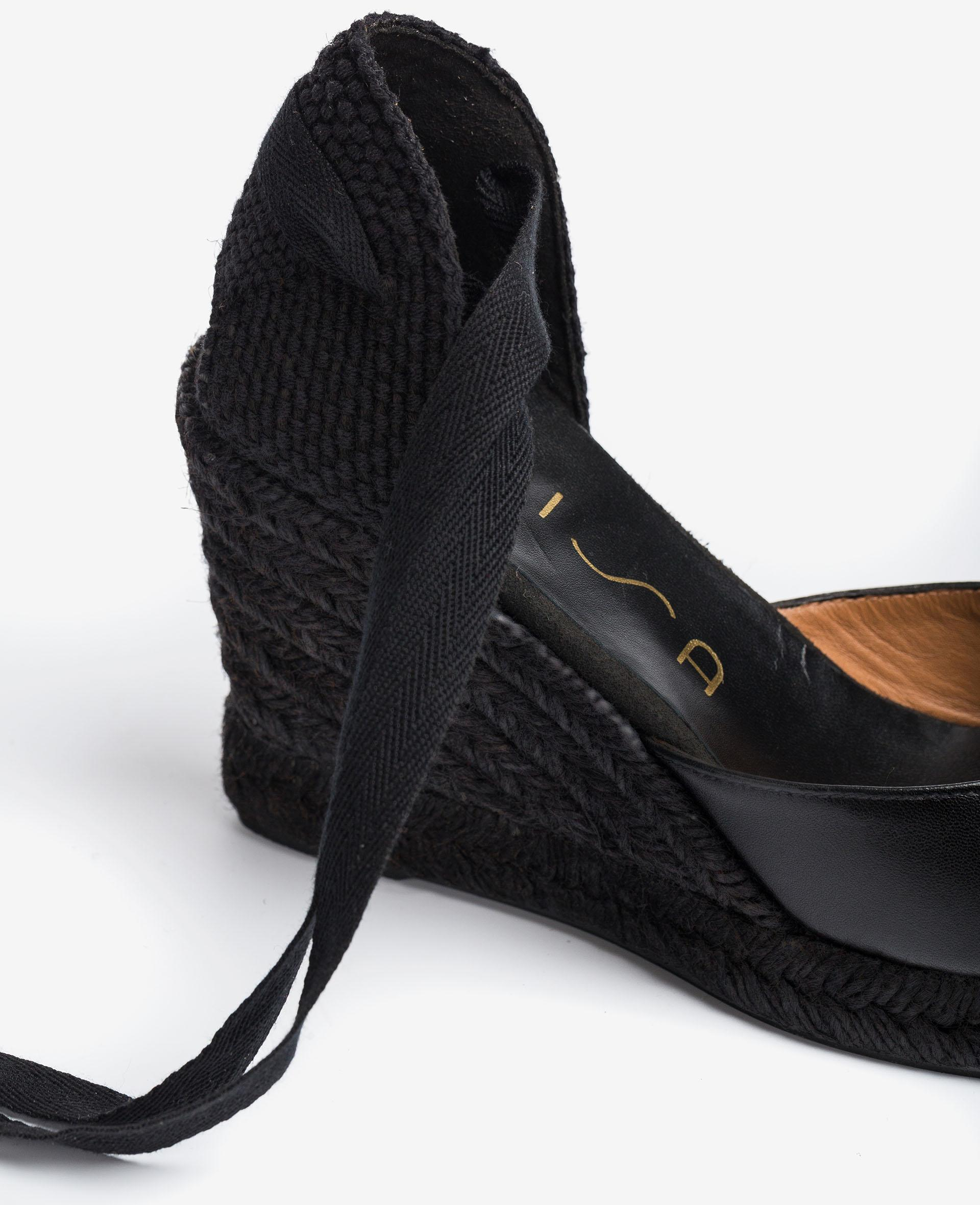 UNISA Leather espadrilles CARNOT_NA 2