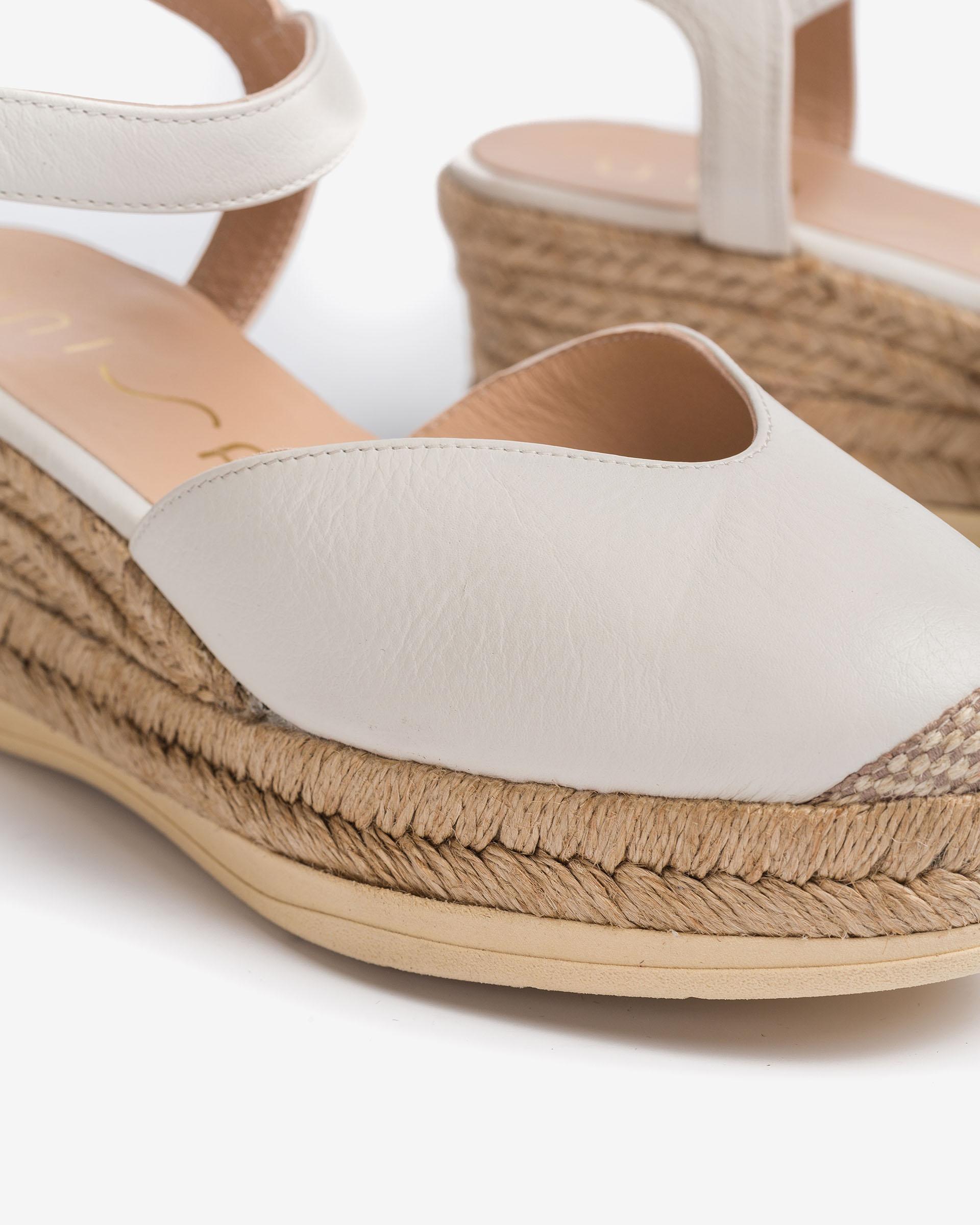 UNISA Leather espadrilles CEINOS_CRE 2