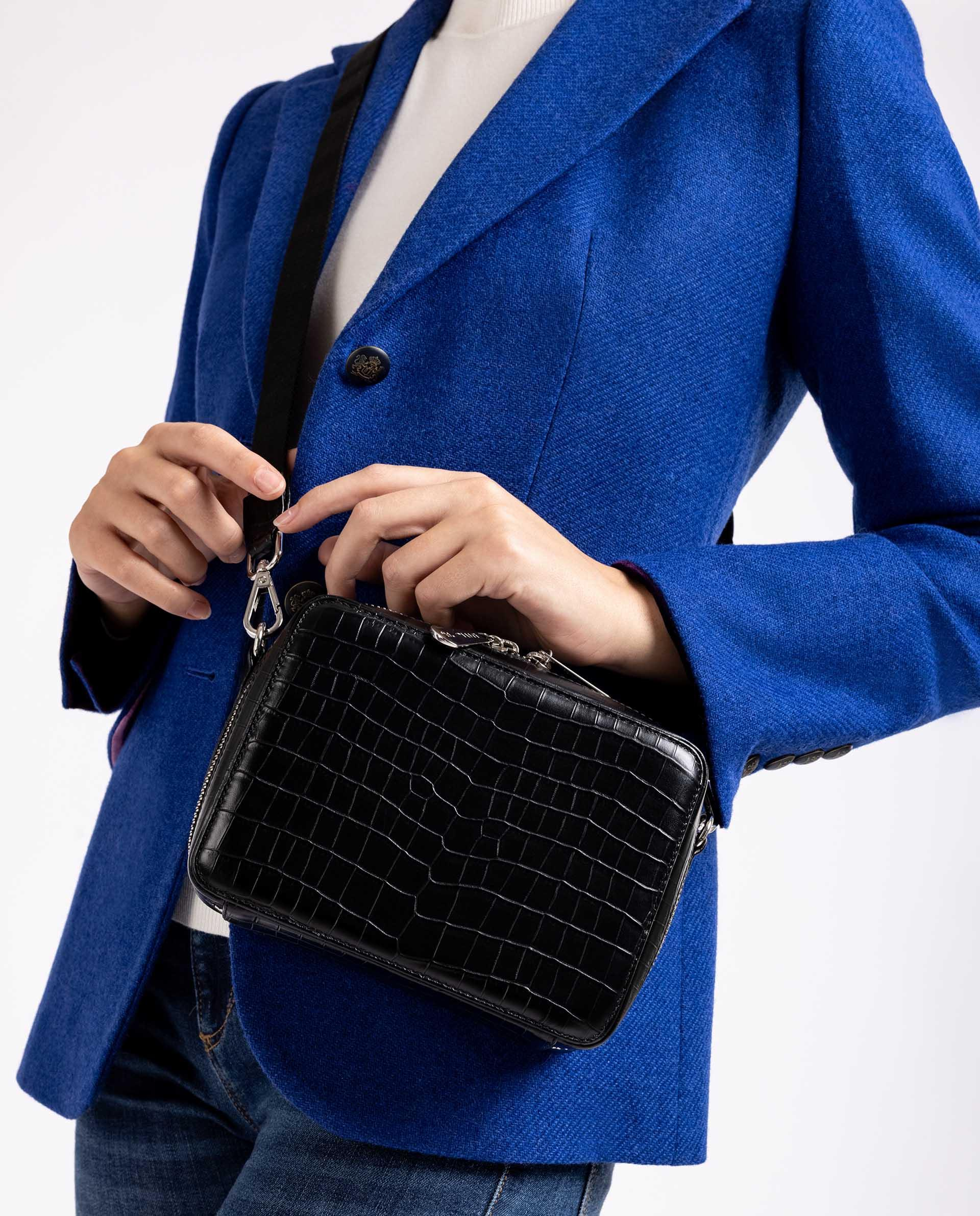 Unisa Small-handbag ZBRINA_LAU black