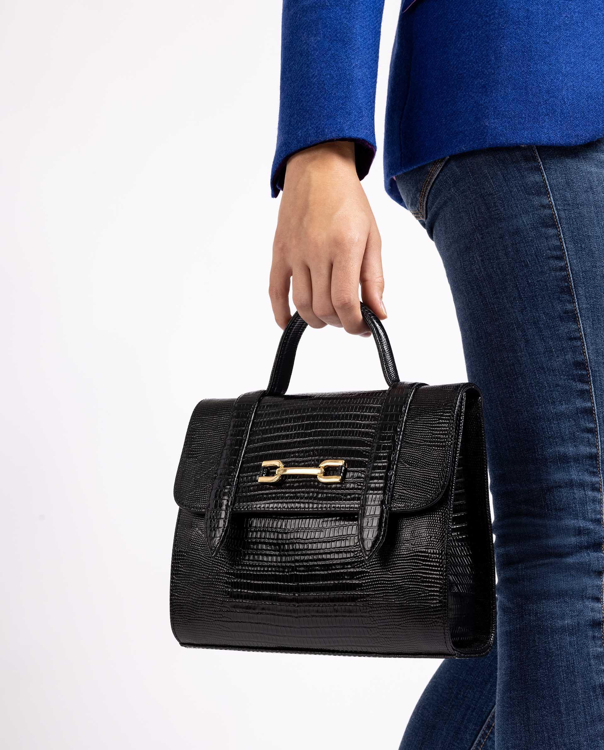 Unisa Small-handbag ZERMINE_LU black