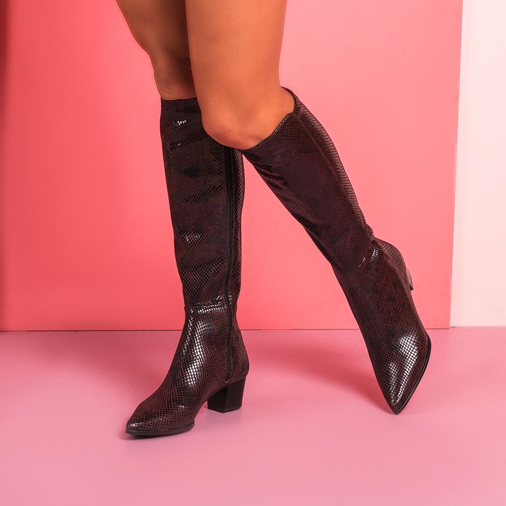 Unisa Boots JOEL_STPY moka