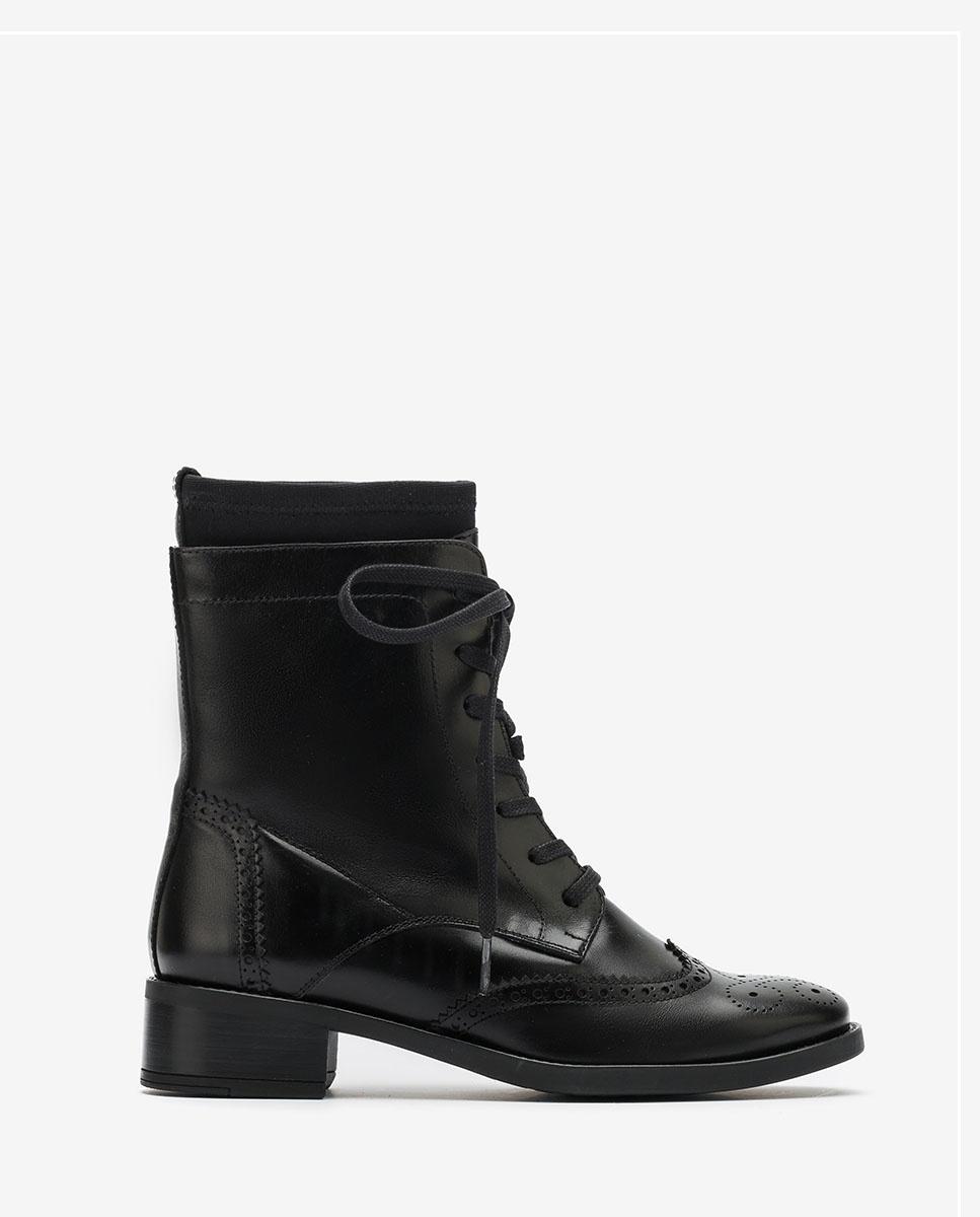 Unisa Ankle boots ELMER_NE black