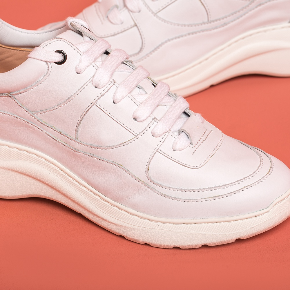 UNISA Women´s pieces sneakers ESPE_NT white 2