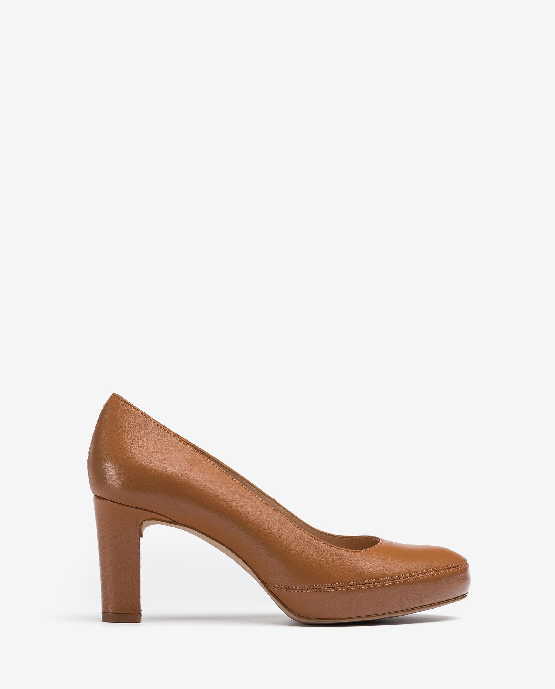 UNISA Classic leather pumps NUMAR_21_NA 2