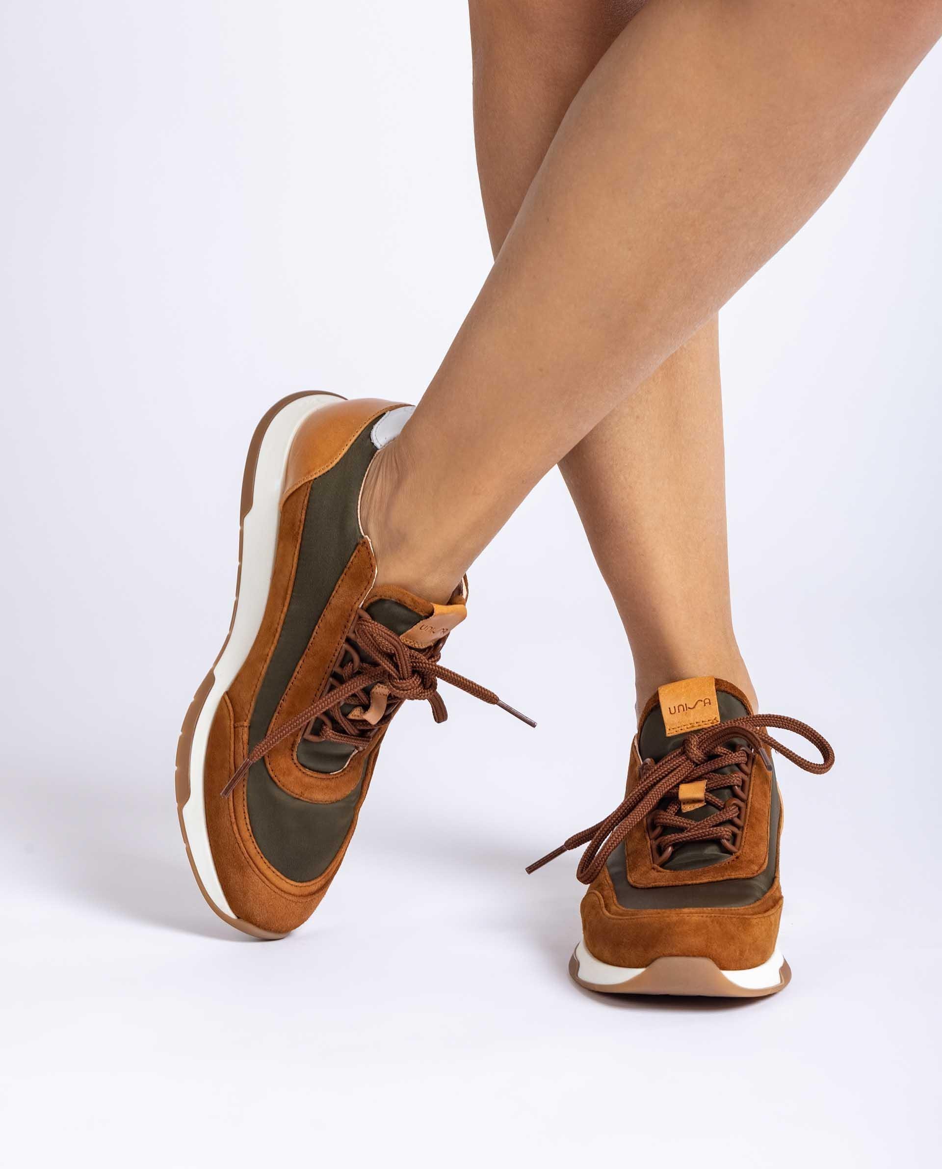 Unisa Zapatillas deportivas FATI_F21_BUS_KS HUNTER/CUI