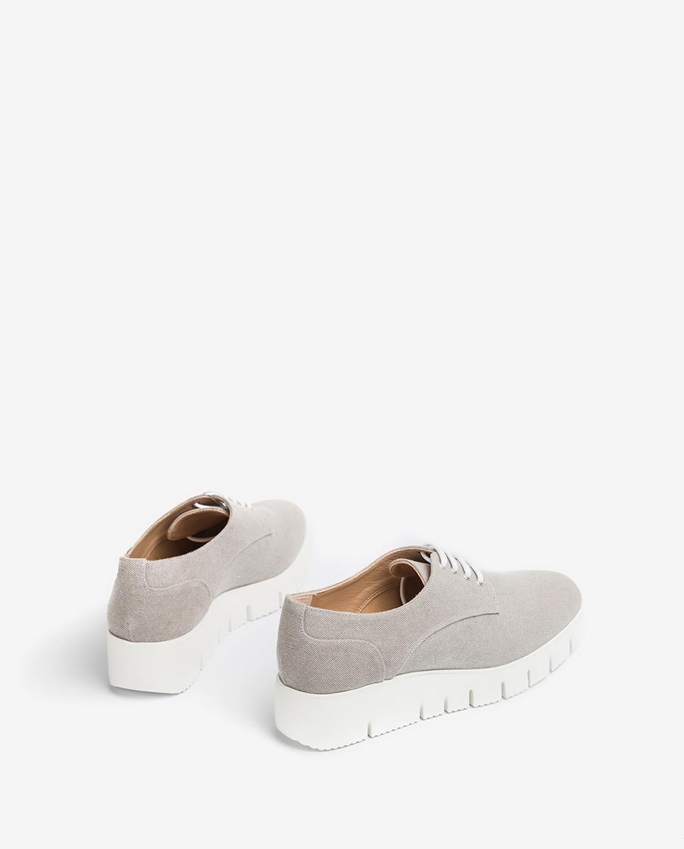 UNISA Ecolino derby shoes with platform FERRASIN_ECL shadow 2