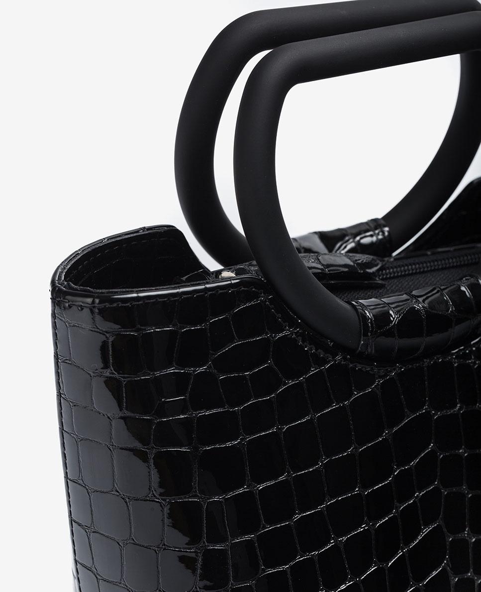 Unisa Hand bags ZBADET_CSH black