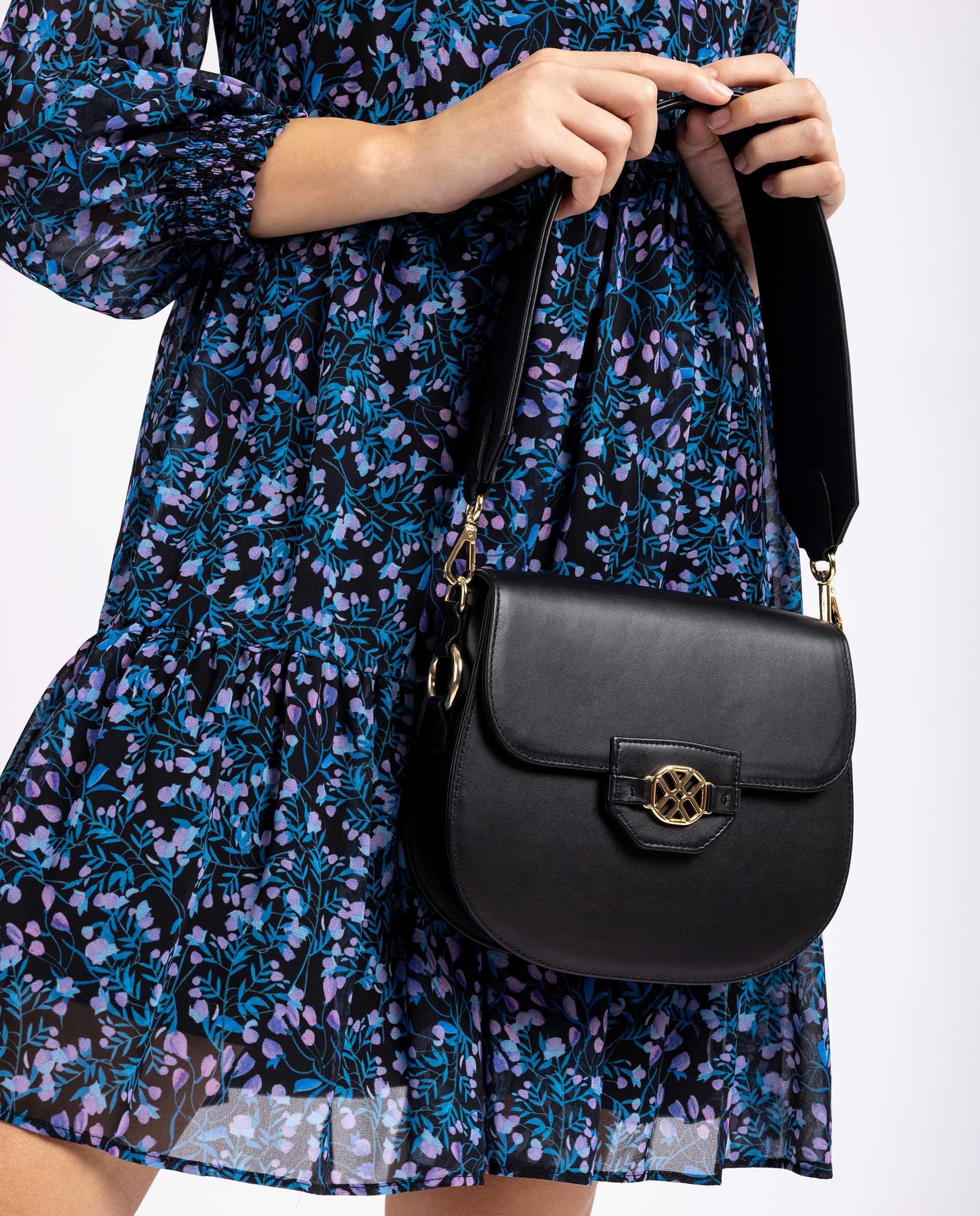 Unisa Clutch bags ZFILIPPA_NT black