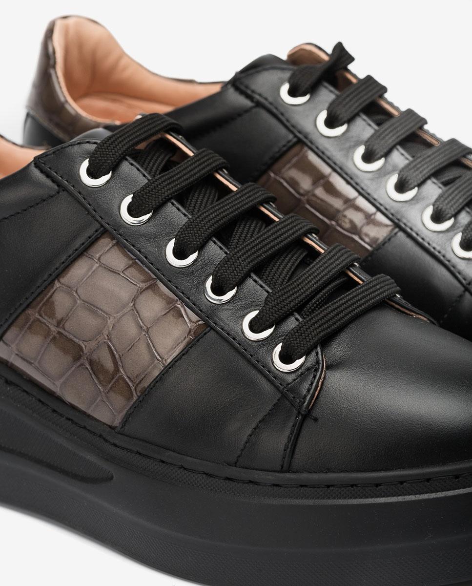 UNISA Contrast platform sneakers FROISIN_NF_CSH 2