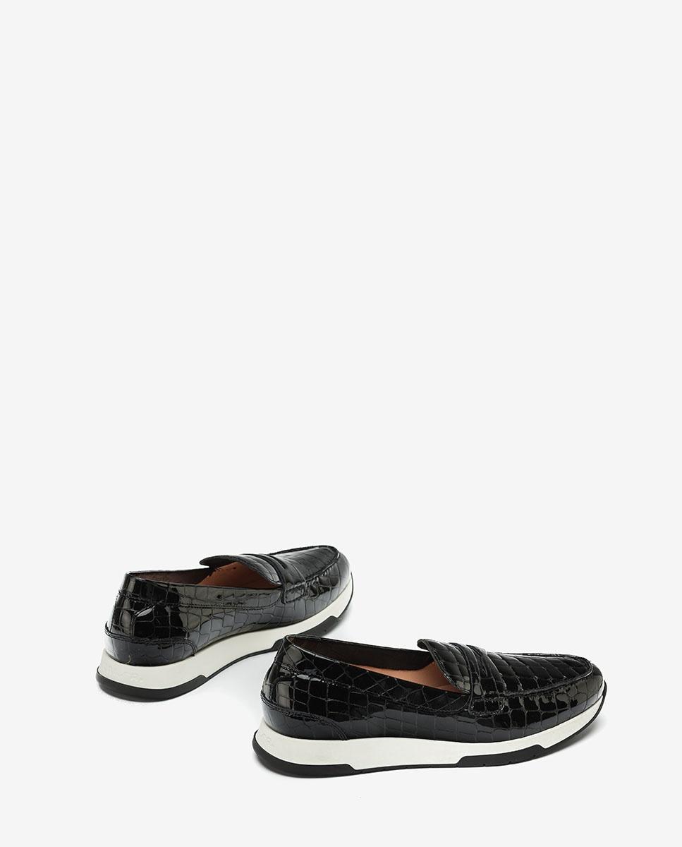 Unisa Loafers FACTOR_CSH black