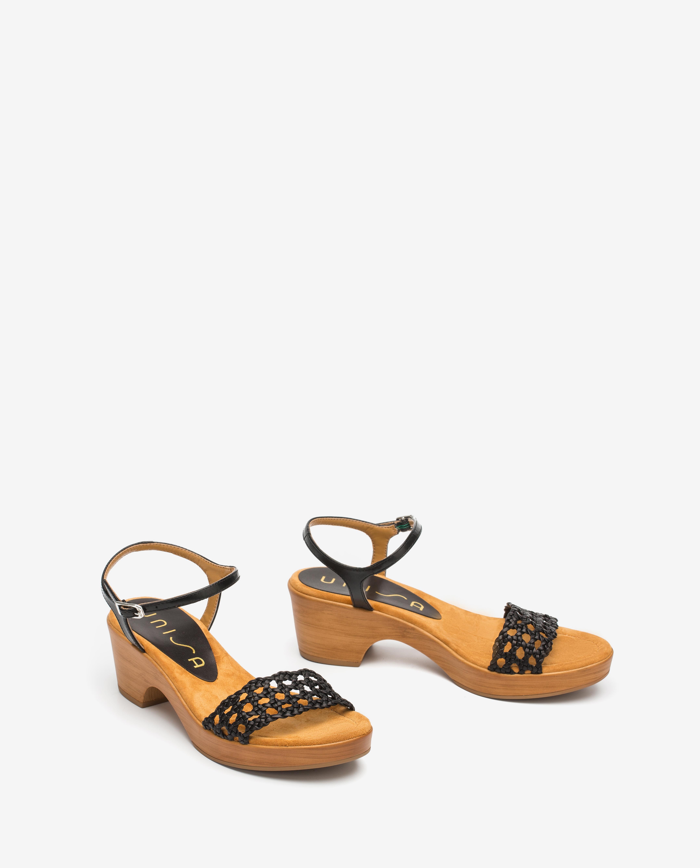 Unisa Sandals ILOBI_NA black