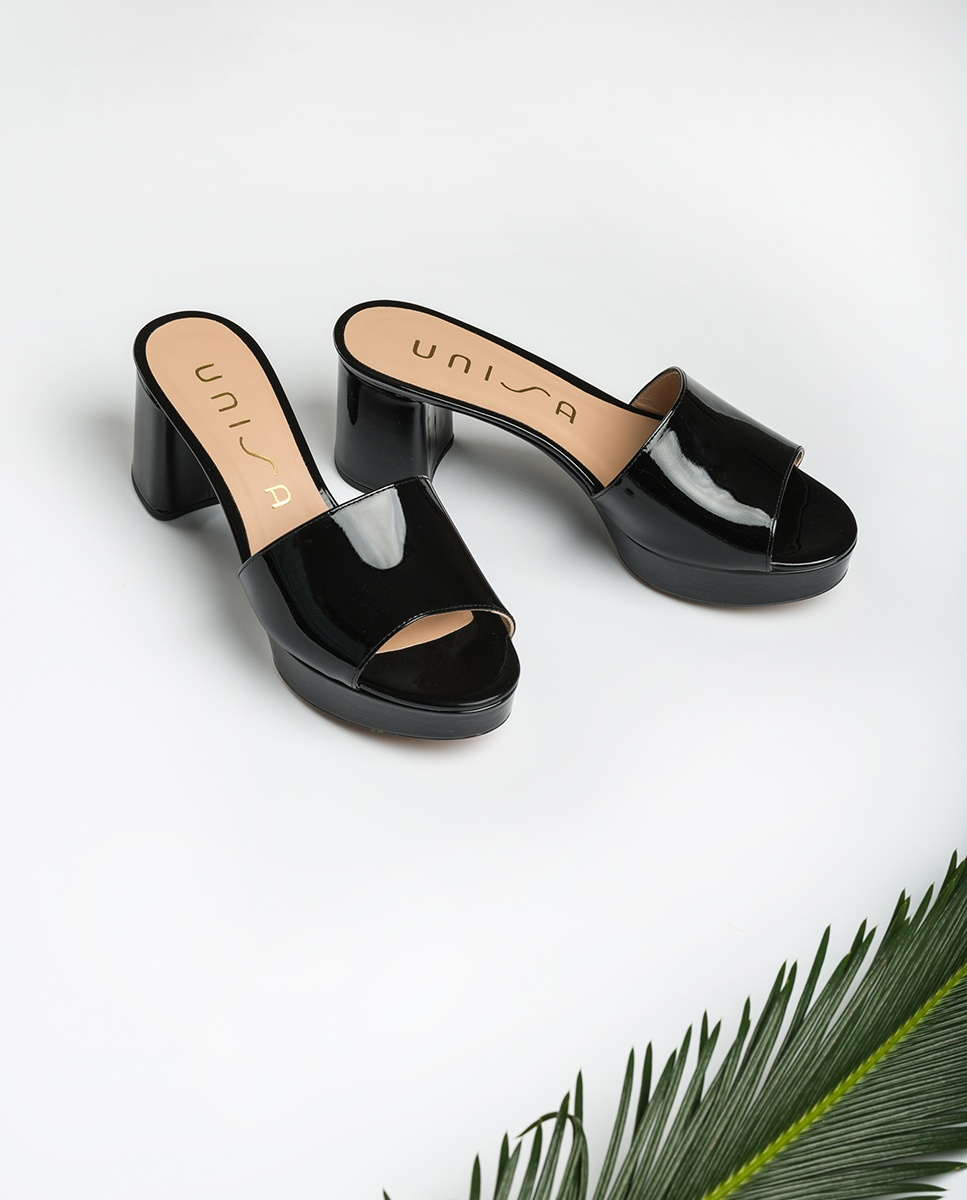 Unisa Sandals NAGER_PA black