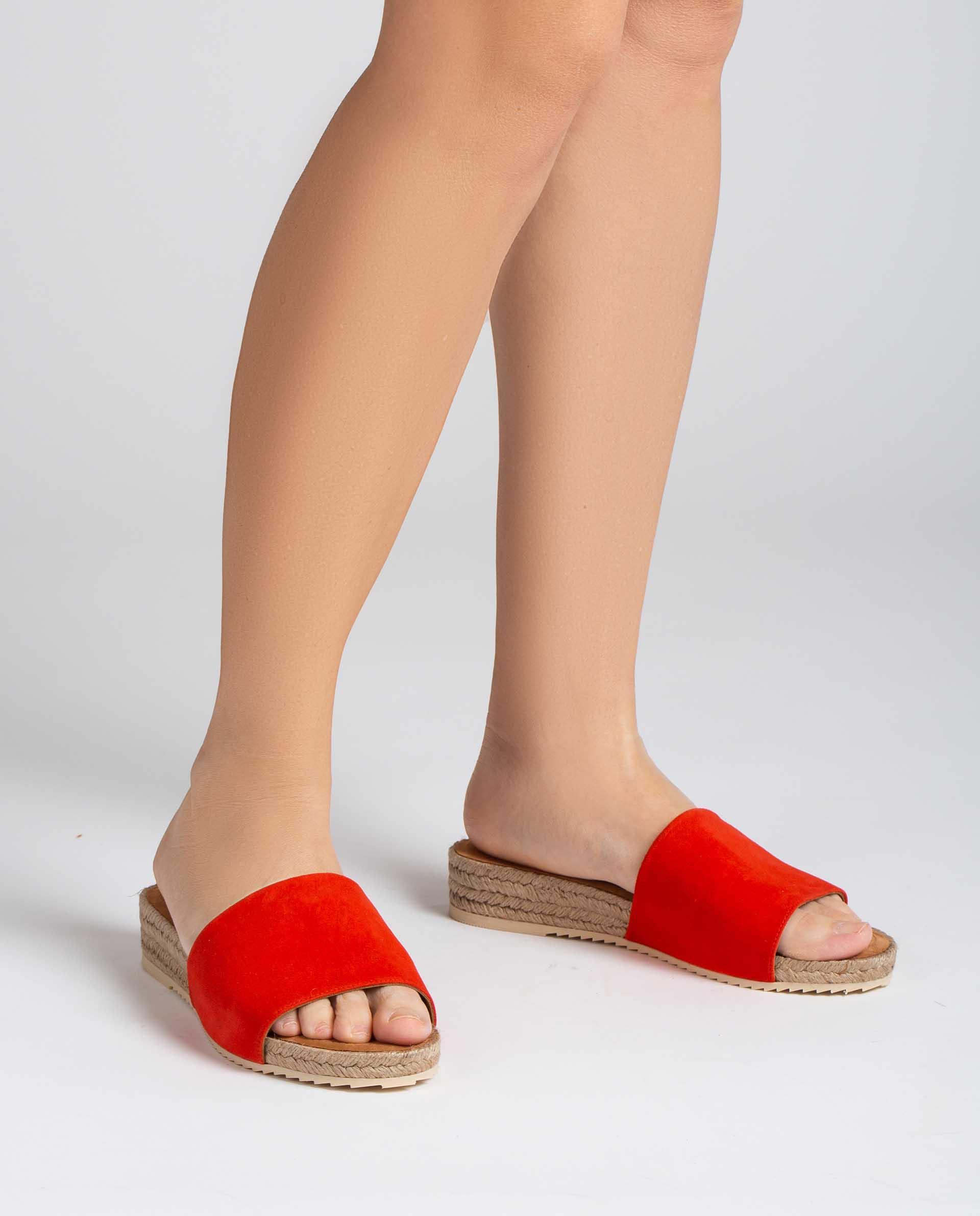 Unisa Zapatos de Mujer BATZANSIN_KS corallo