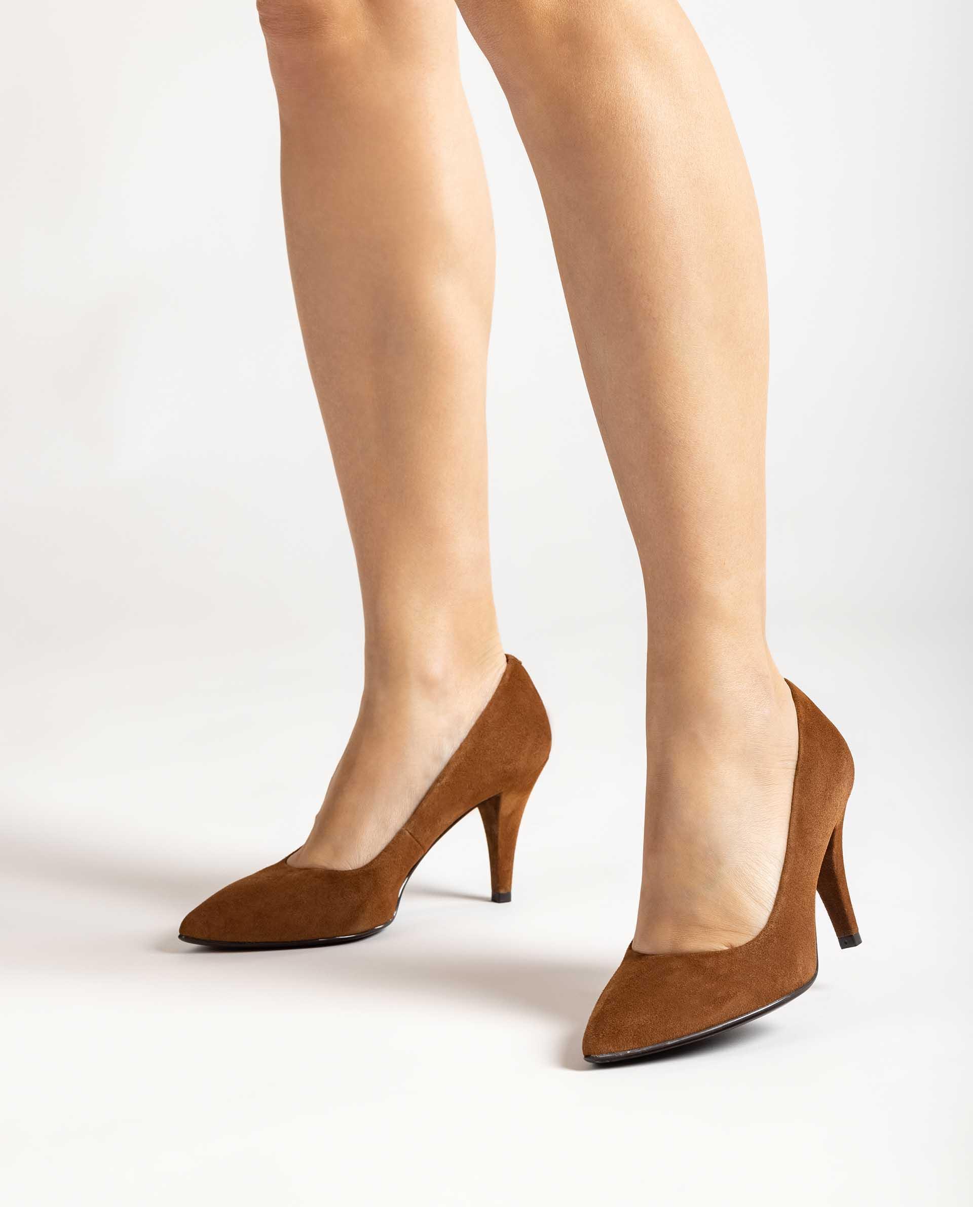 Unisa Zapatos de salón TOLA_F21_KS cobnut
