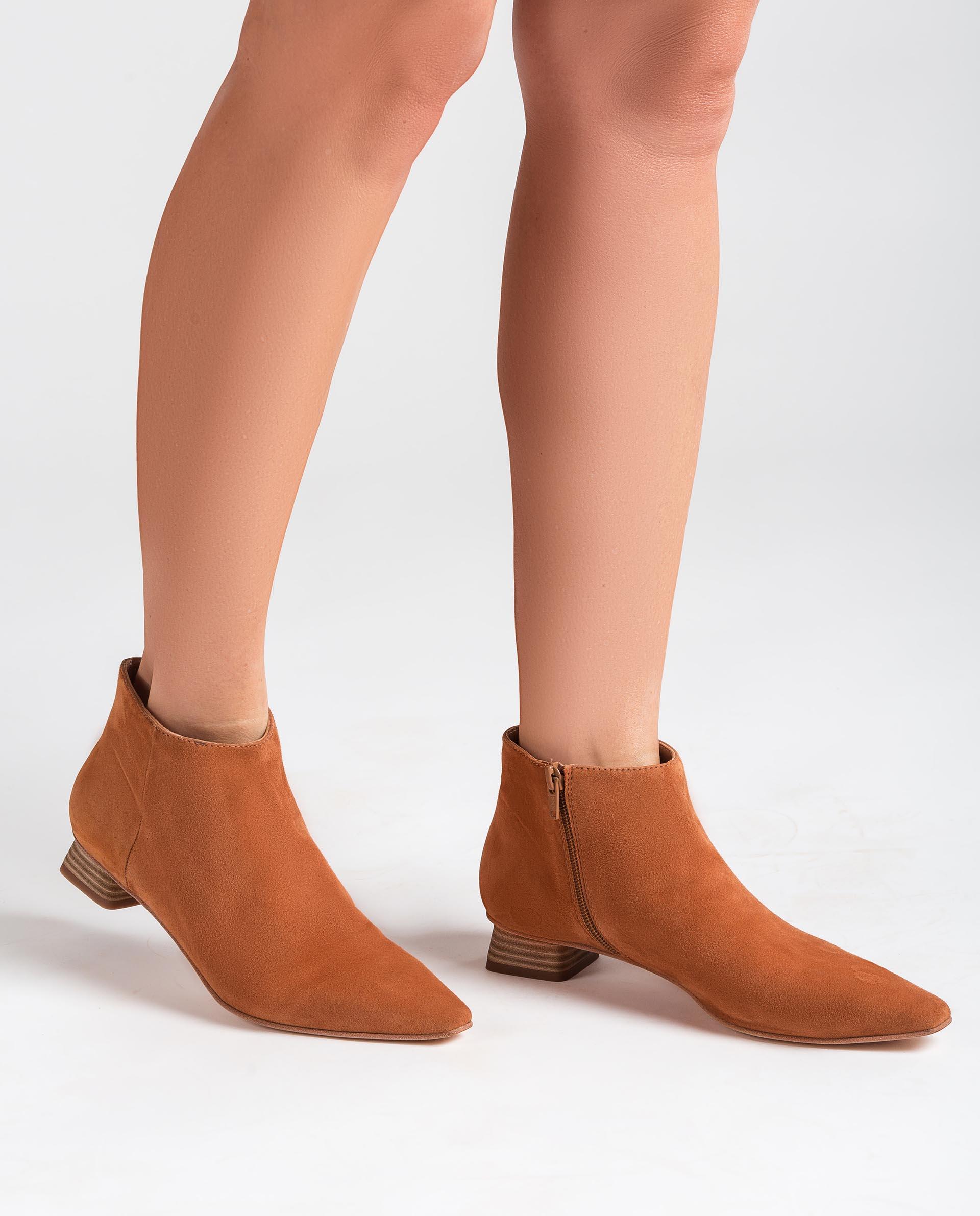 UNISA Pointy toe ankle boots GUNDA_KS 2