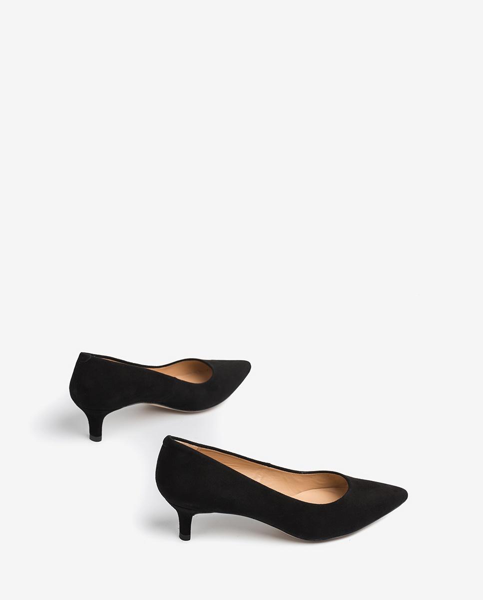 UNISA Kitten Heel pump JALED_20_KS black 2