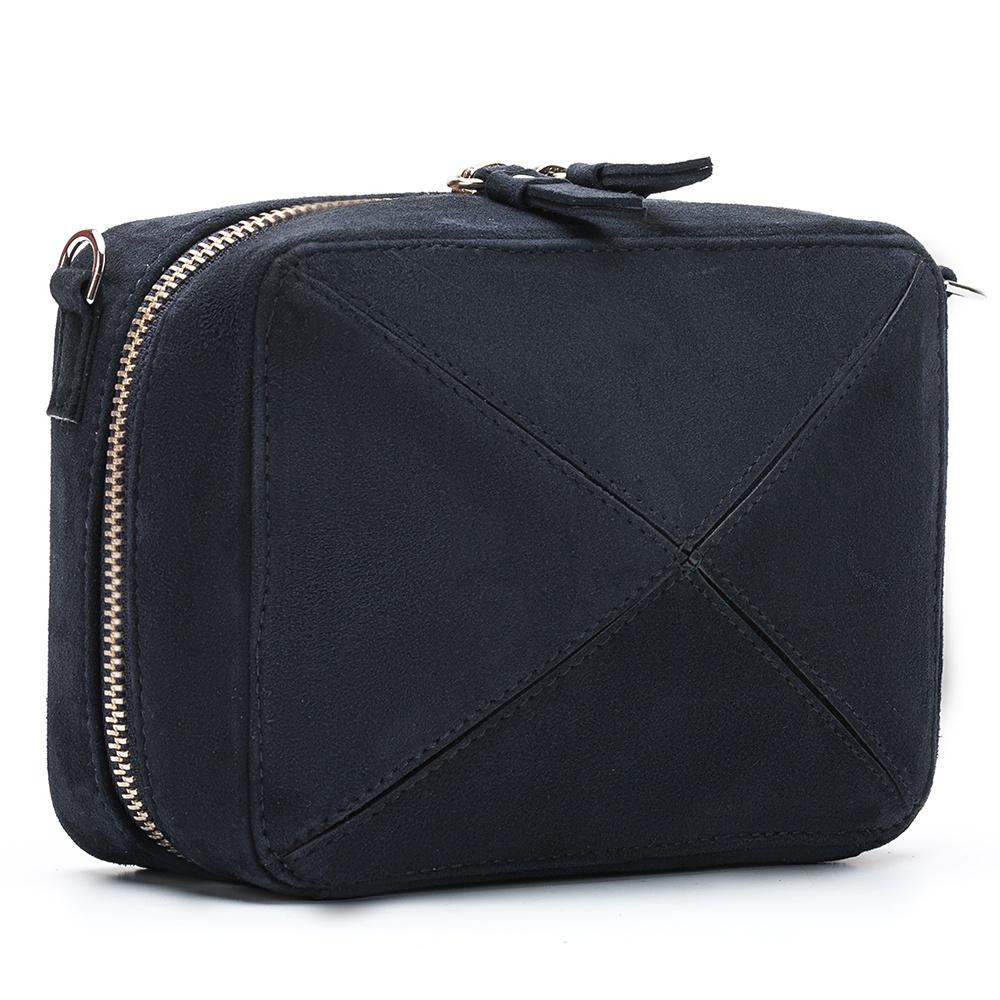 UNISA Mini shoulder bag geometric box ZALADIN_KS abyss 2