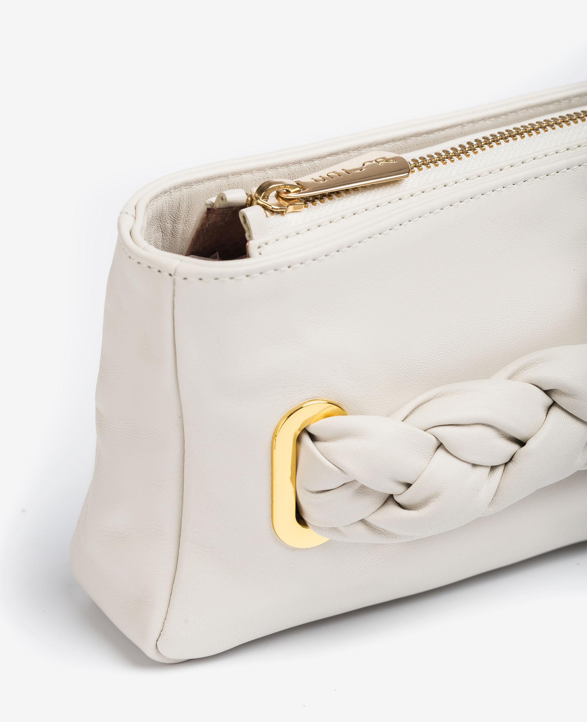 UNISA Braided handle-detail handbag ZFORIS_NT 2