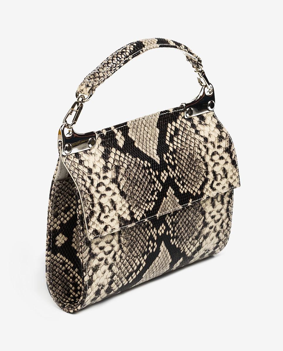 UNISA Snake hand bag ZAMAL_VIP nacar 2