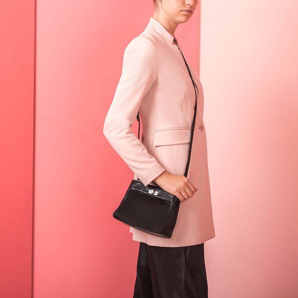 UNISA Mini black handbag ZDUMA_BTJ black 2