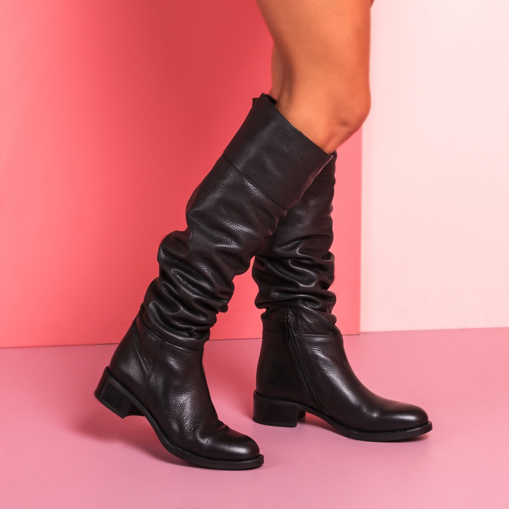 Unisa Boots EGEO_F19_STY black