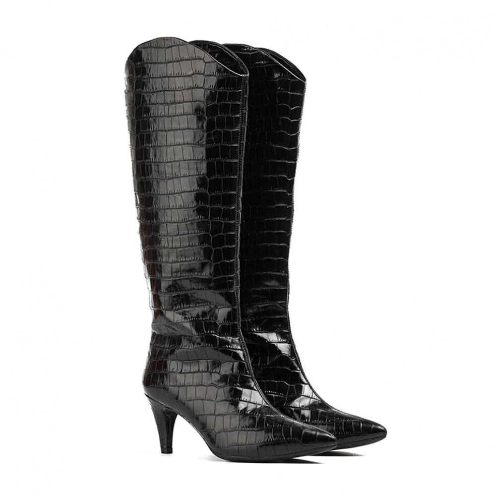 Unisa Boots KELNE_CRO black