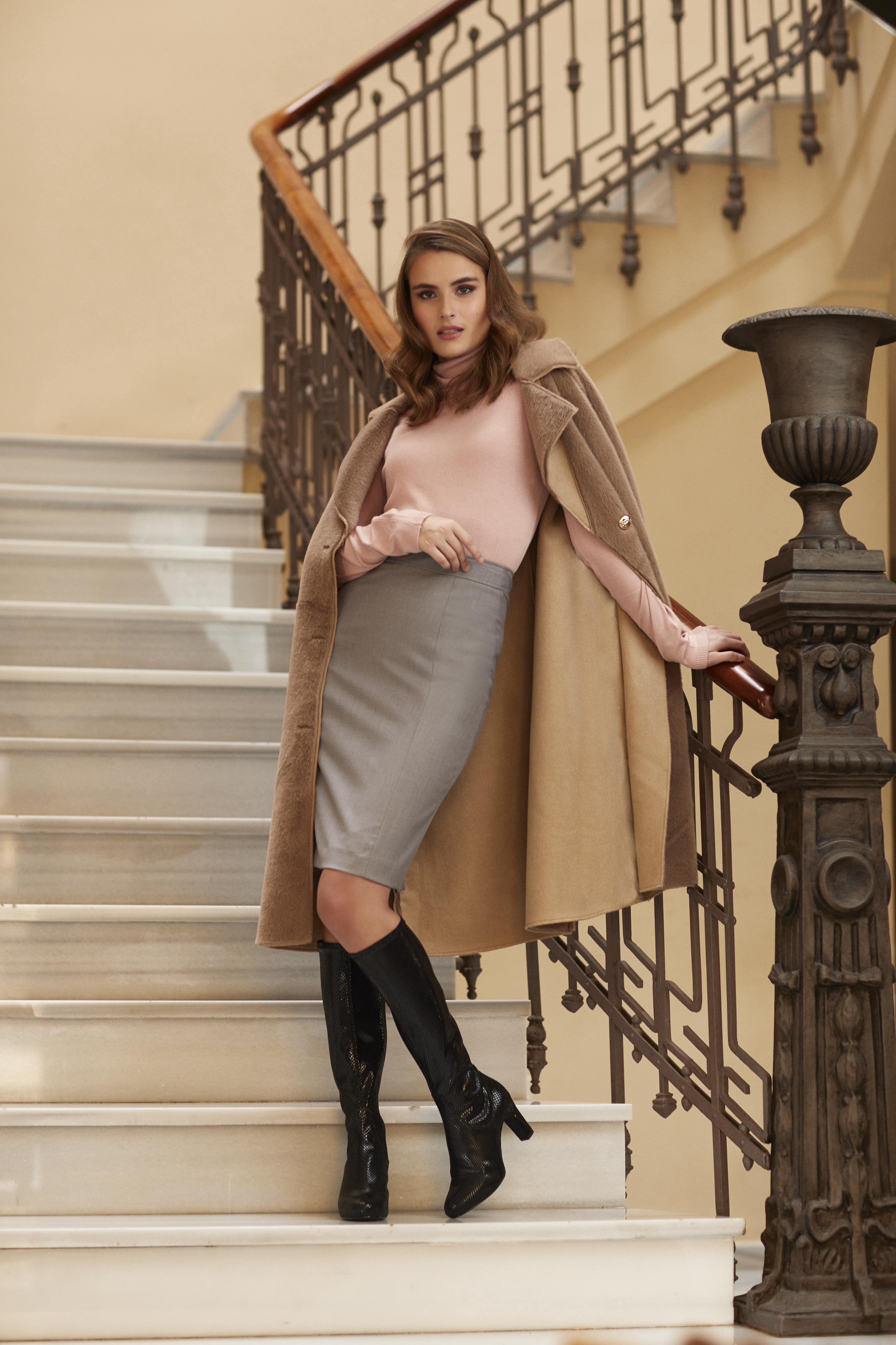 Unisa Boots NATALIE_F20_STPY black