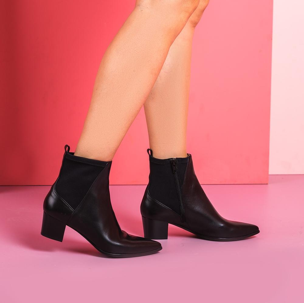 Unisa Ankle boots JULES_NA_SCU black