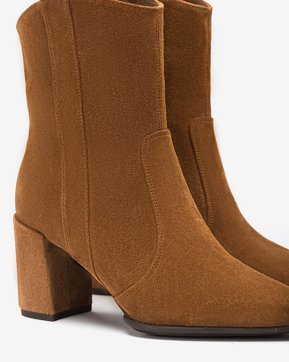 UNISA Sporty slouch Cowboy ankle boots KAFIO_BS ecian 2