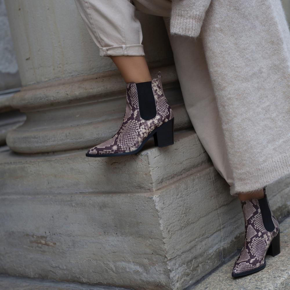 Unisa Ankle boots MANILA_PI taupe