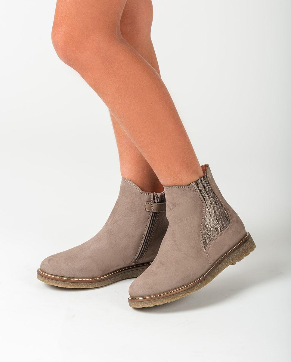 Unisa Ankle boots NICKY_F20_BLU taupe_19