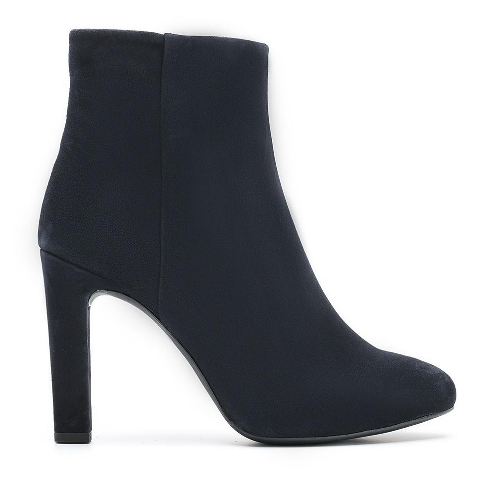 UNISA High heel kid suede booties  PAULOS_KS abyss 2
