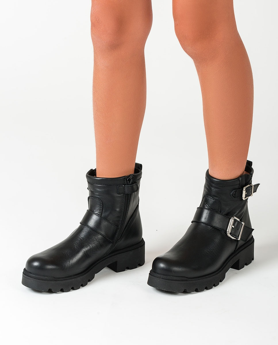 Unisa Ankle boots PEZABEL_F20_CLF black
