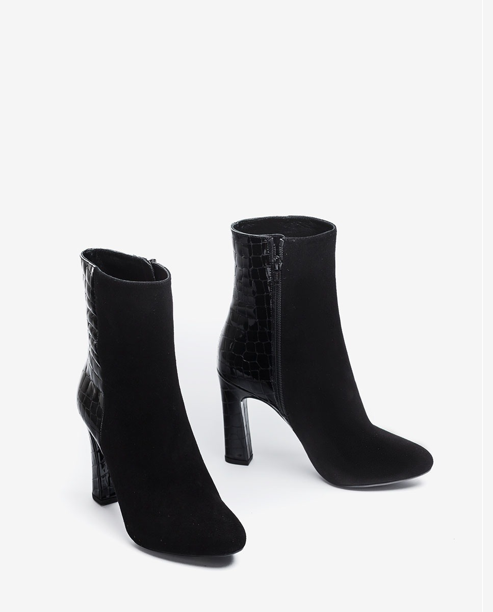 Unisa Ankle boots PRIOR_KS_CSH black