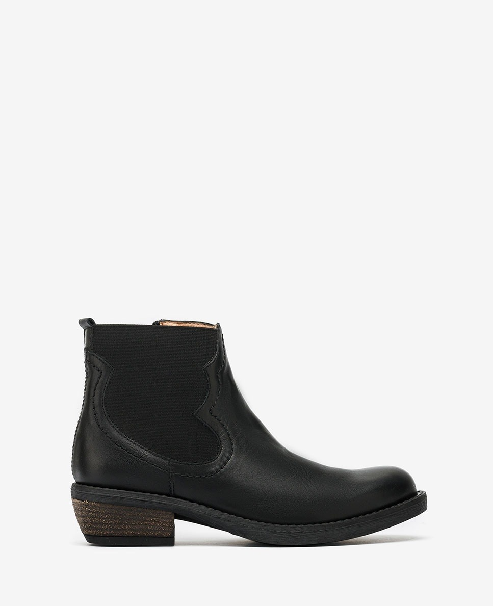 Unisa Ankle boots WAFI_F20_CLF black