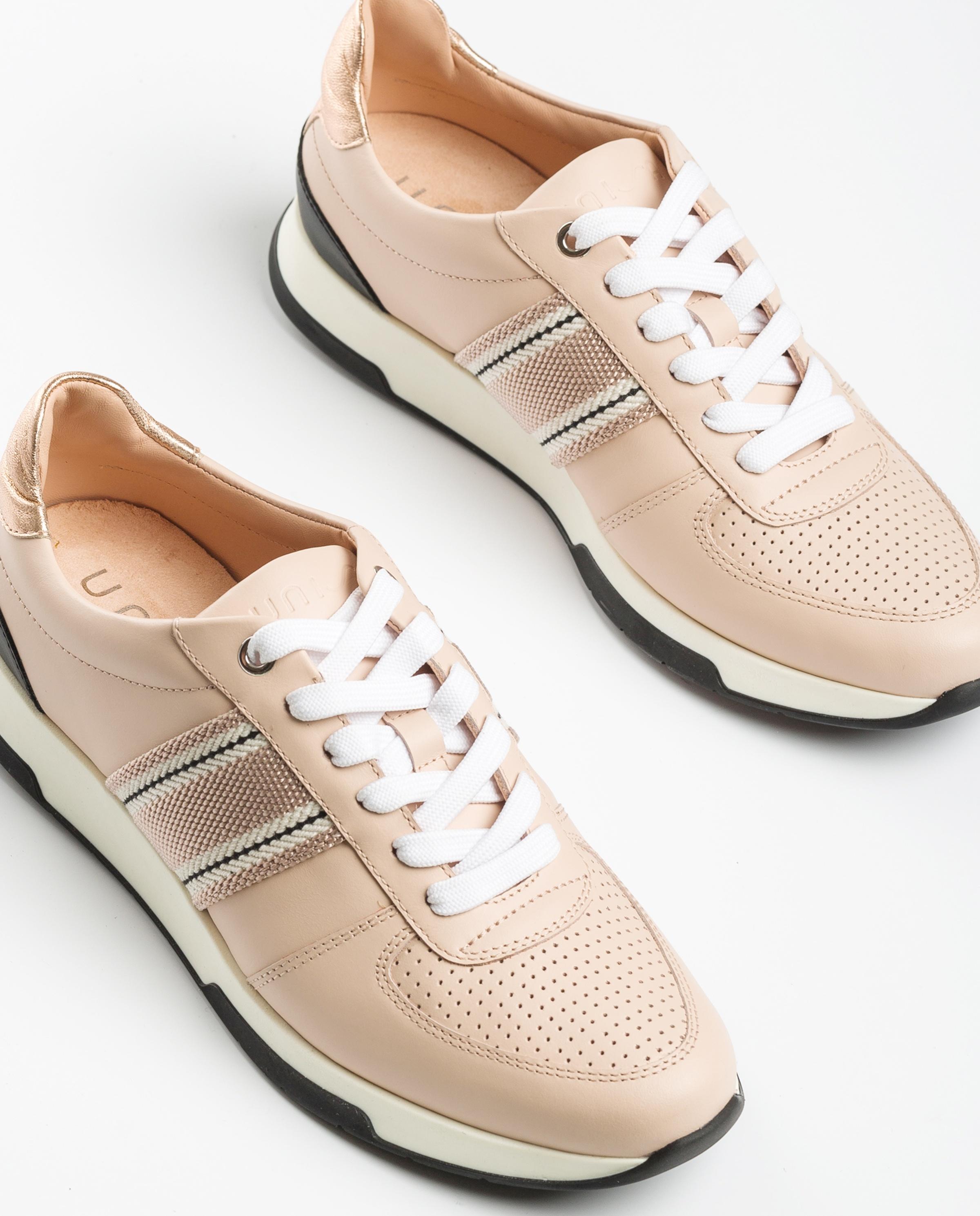 UNISA Sneakers fabric detail FARIDA_NF pale/rosa 2