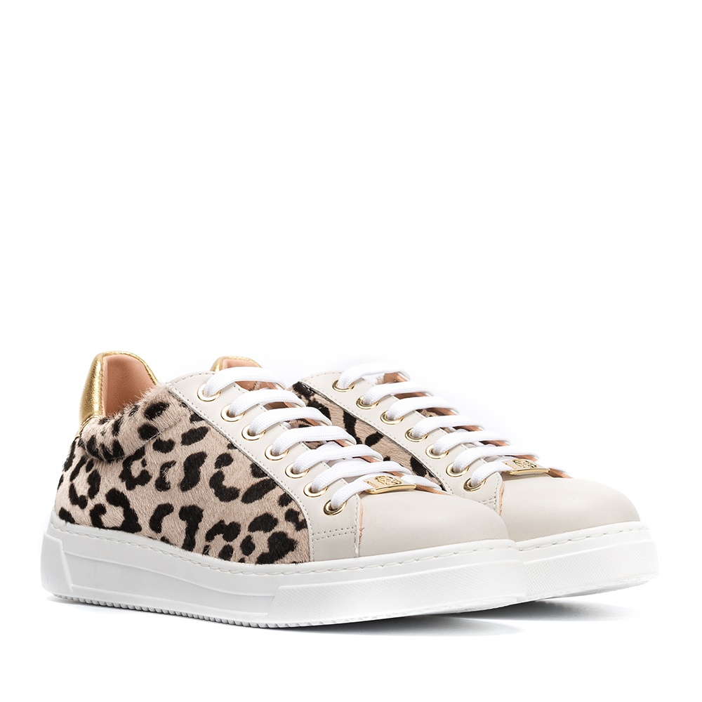 Unisa Sneakers FRANCI_F19_NF_PO ivory