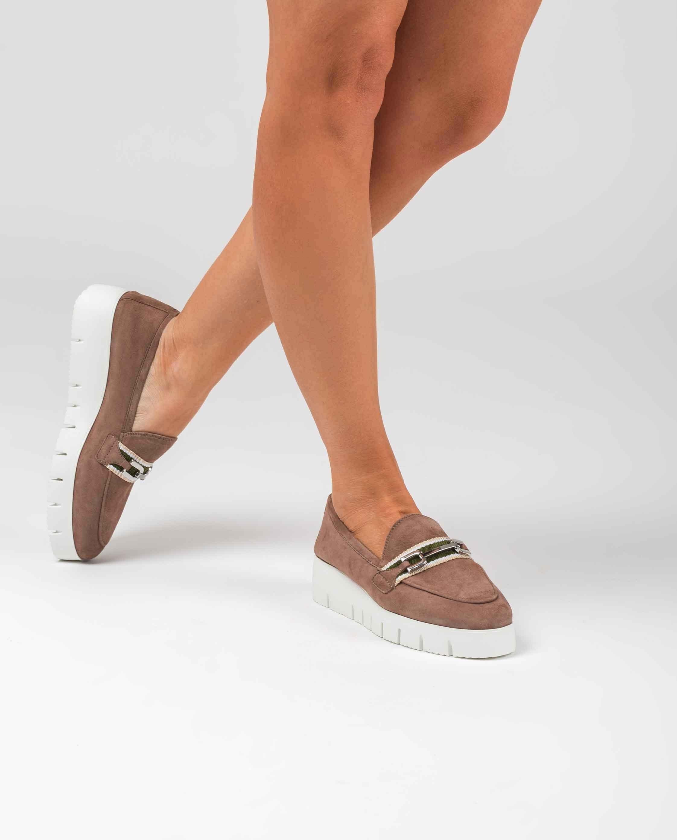 UNISA Sport platform loafers FACIN_KS funghi 2