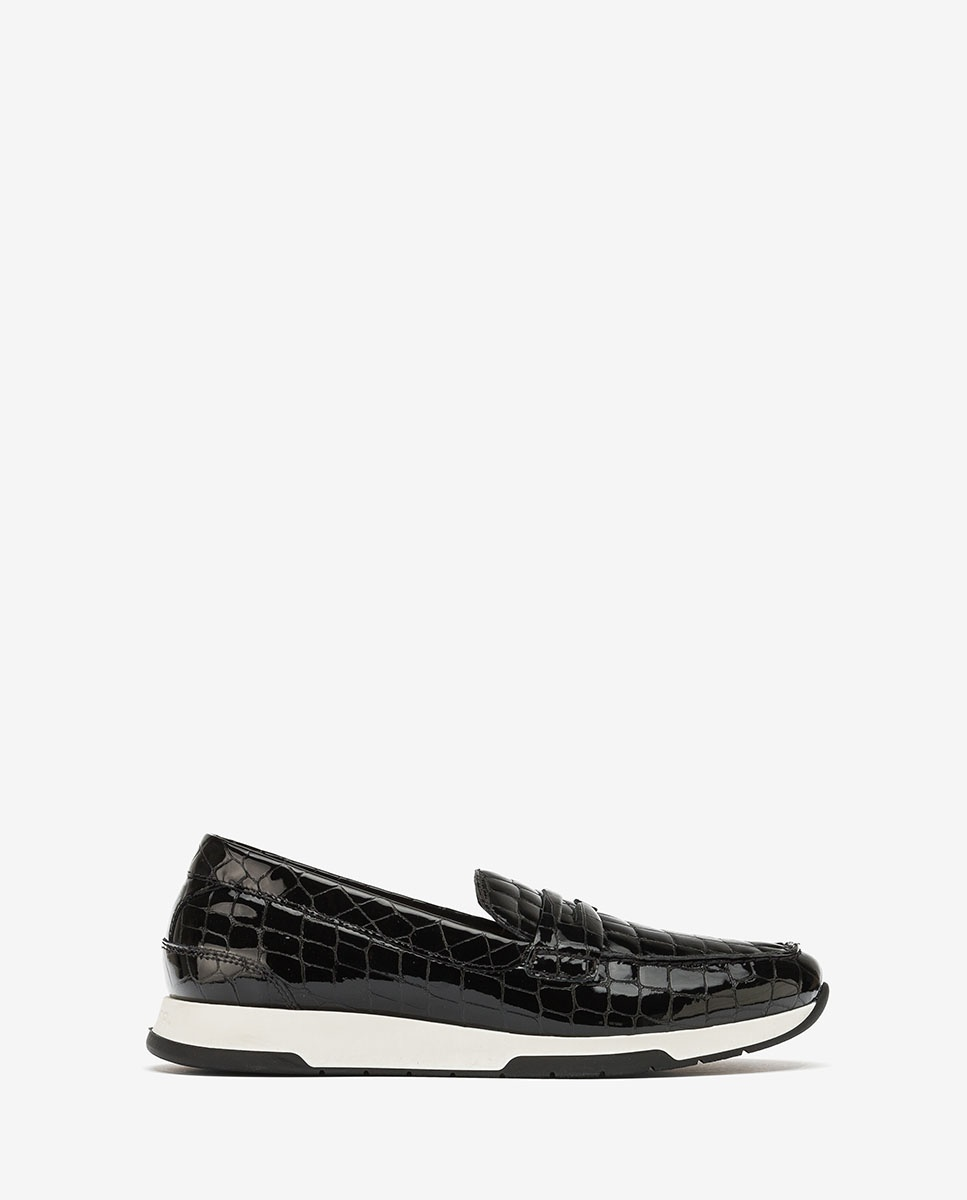 Unisa Loafers FACTOR_CSH black