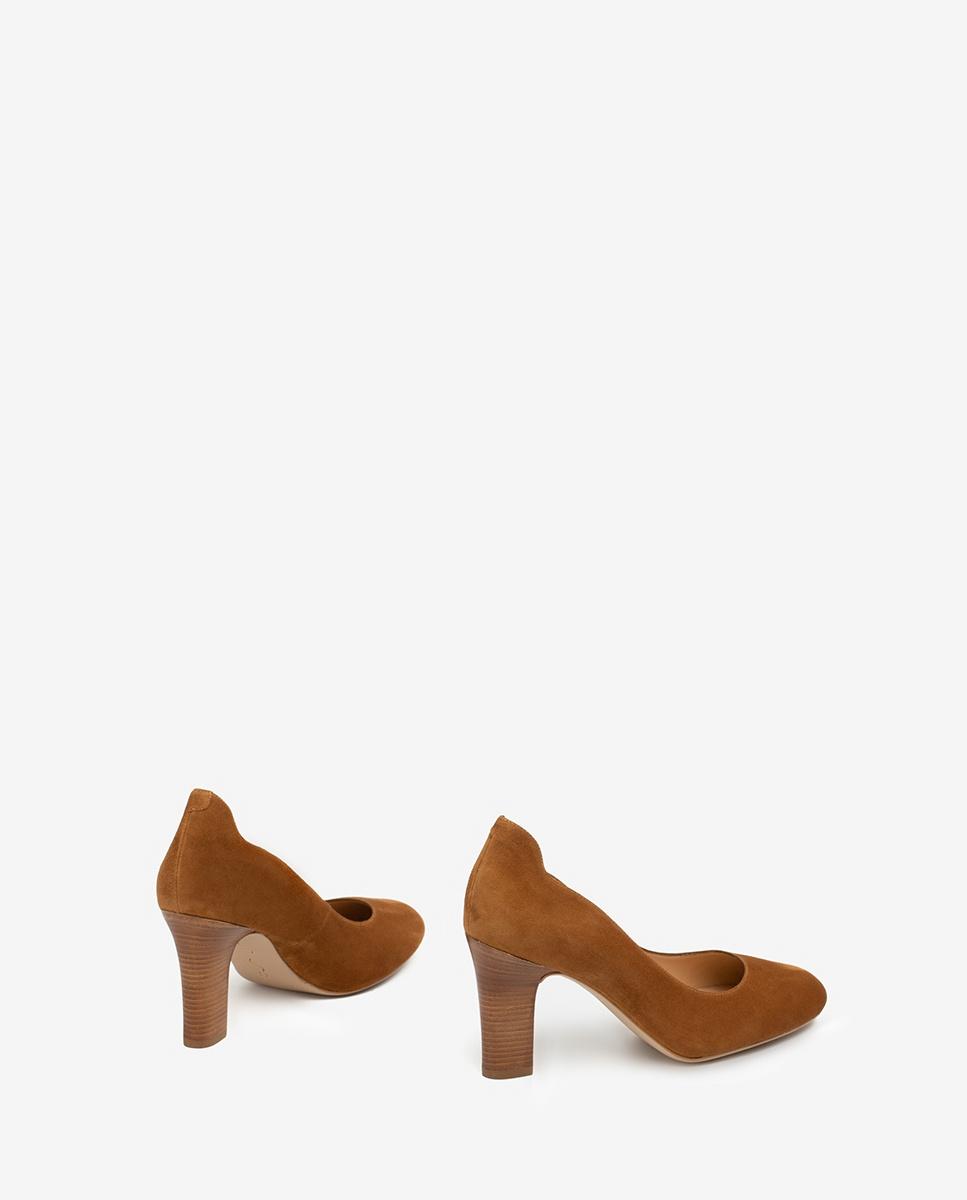 UNISA Round toe pumps ULISA_KS argan 2
