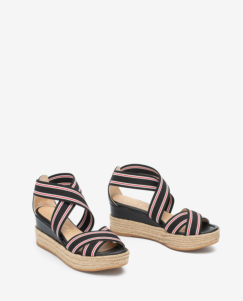 Unisa Sandals KADUR_CAN black