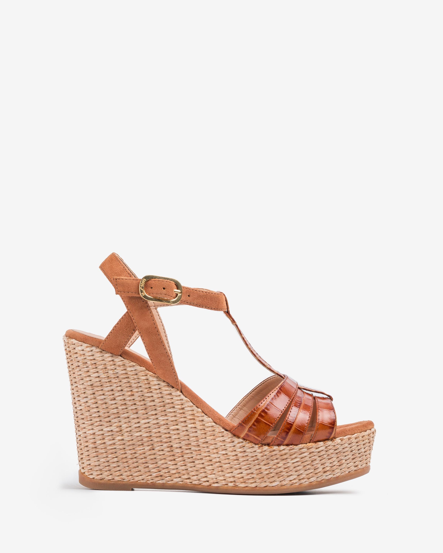 UNISA Contrast straps sandals MOLINO_CRW_KS bisqu/cina 2