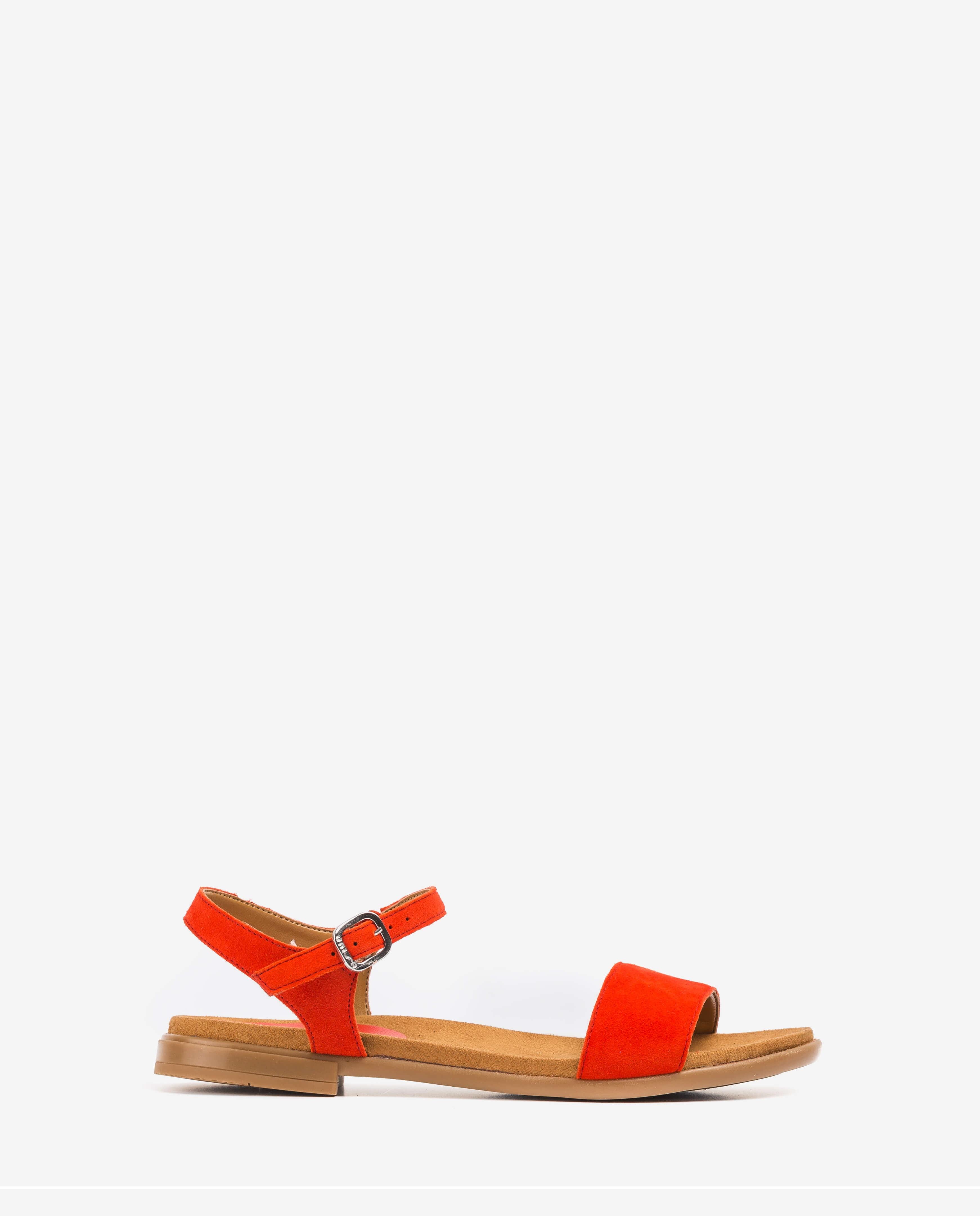 UNISA Little girls coral sandals LIRITA_20_C_KS_CAN corallo 2