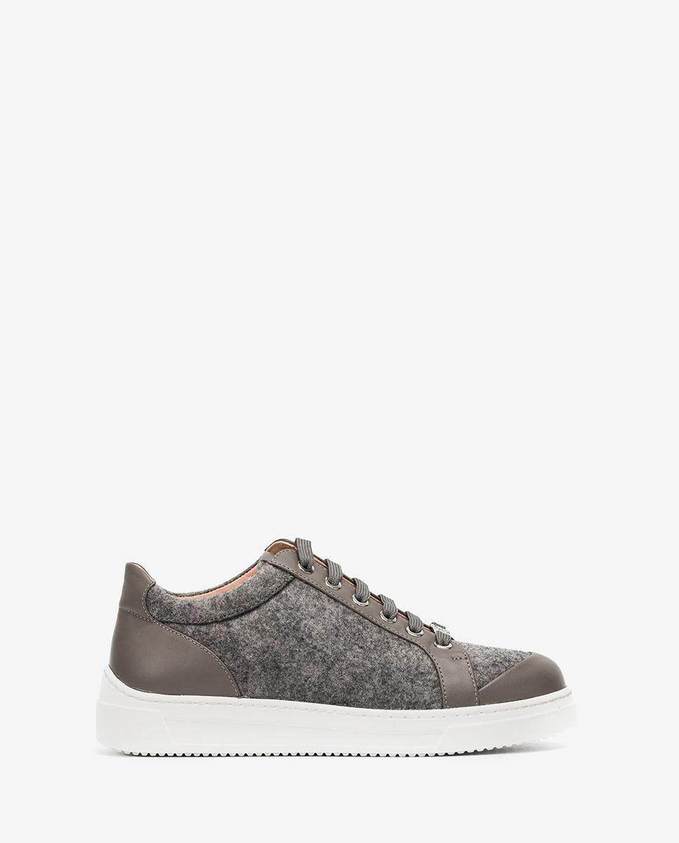 UNISA Ecowool sneakers  FAIFAX_EW_NF grigio 2