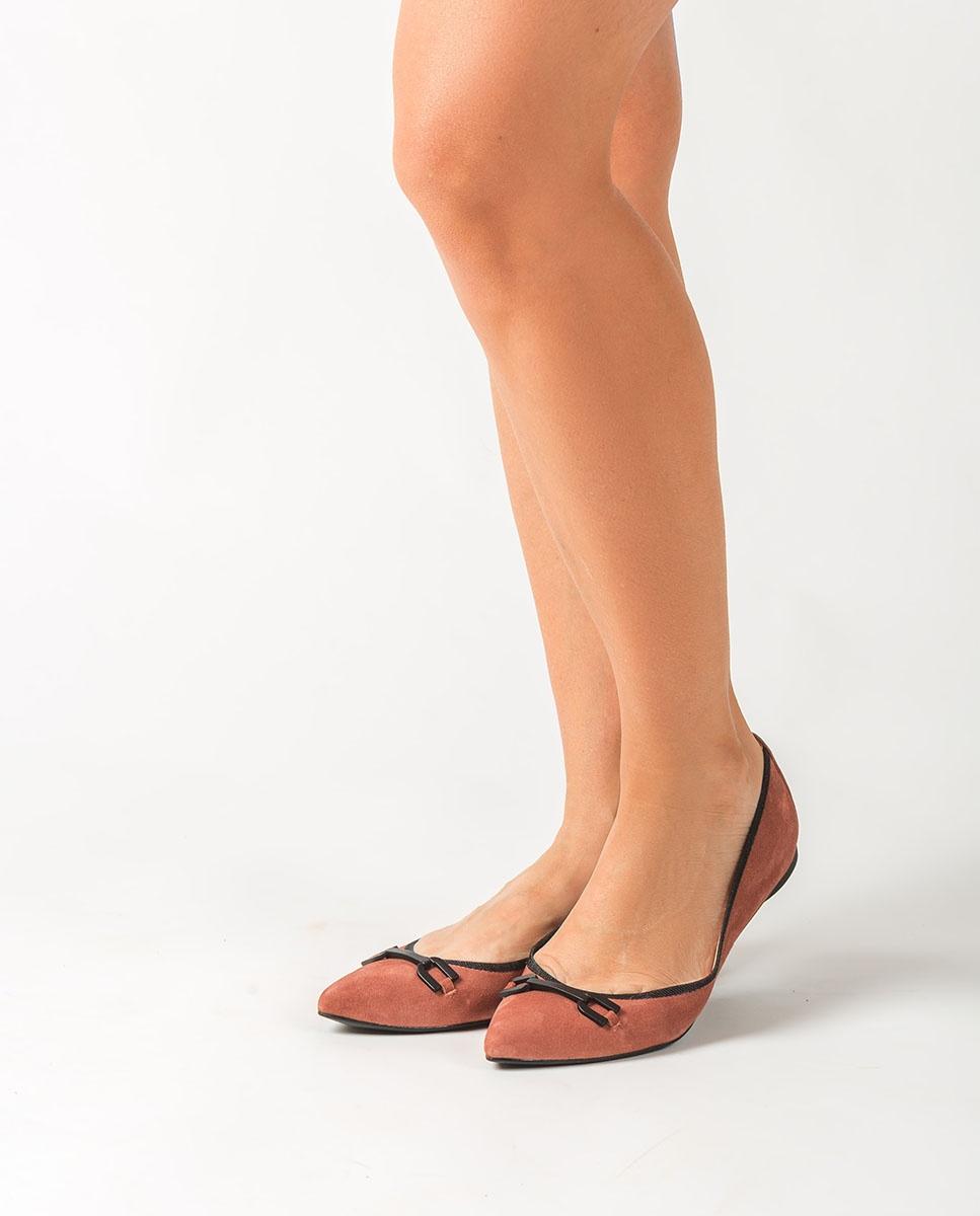 UNISA Bailarina rosa de punta fina   ADONIA_KS tiffany
