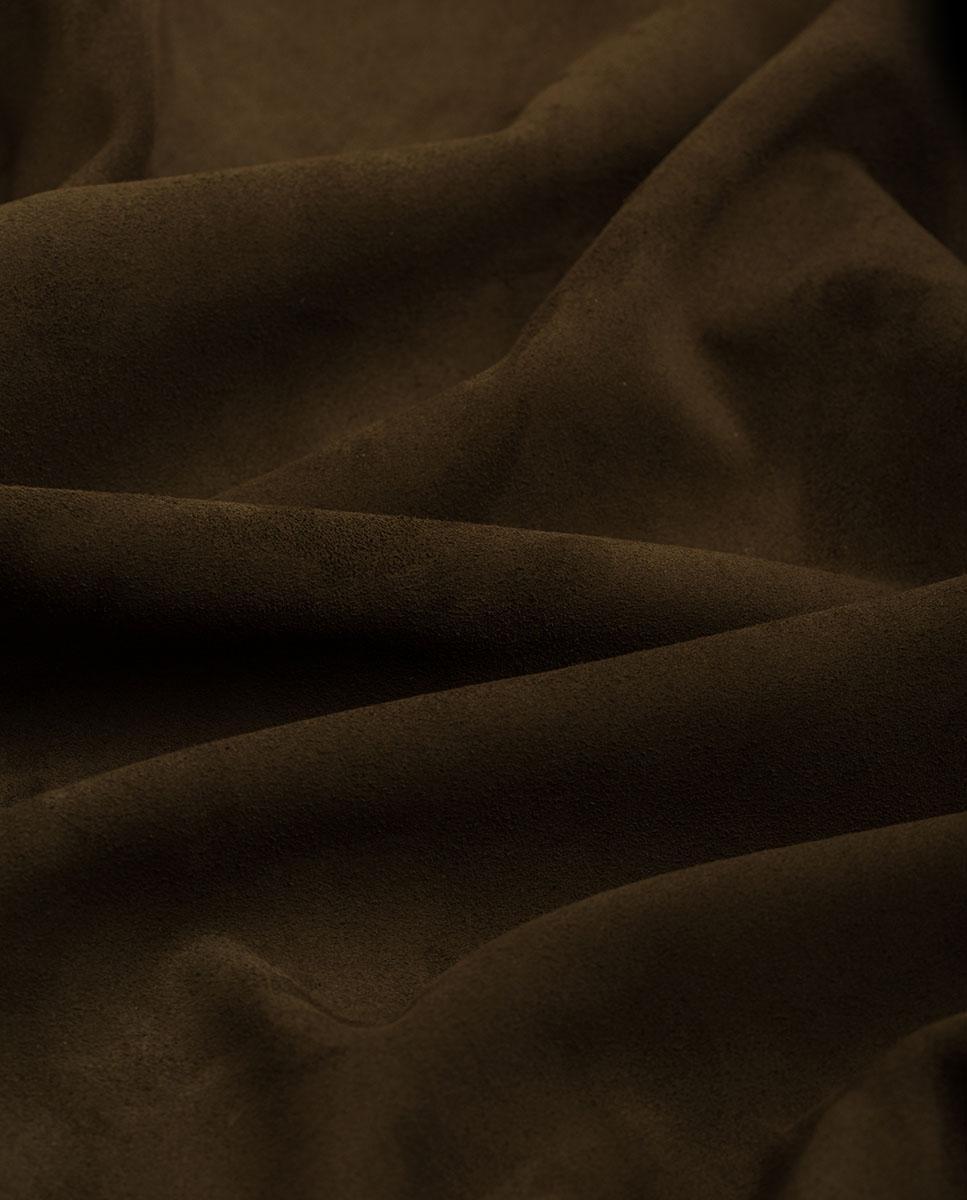 Kid Suede Unisa leather