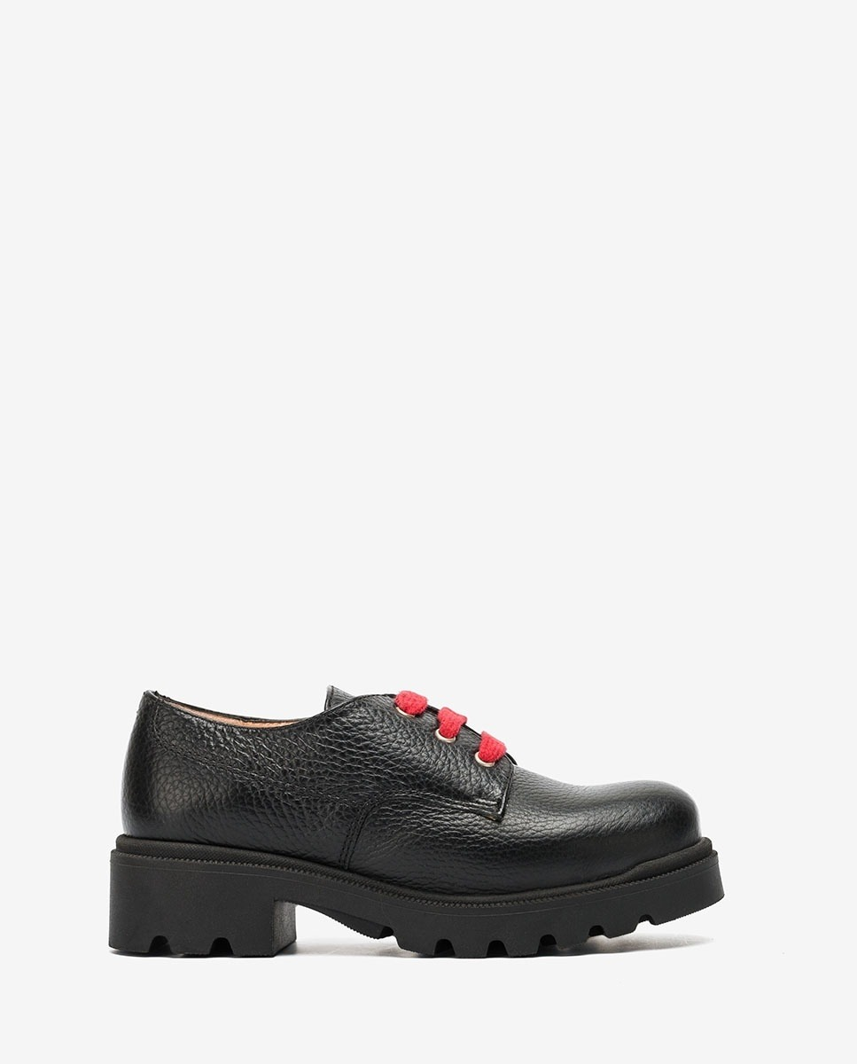 Unisa Bluchers PUNE_F20_MM black