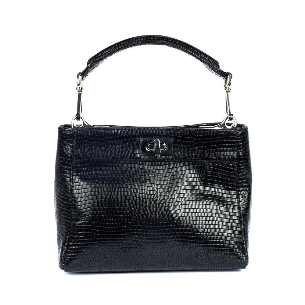 UNISA Mini bolso de mano negro ZDUMA_BTJ black